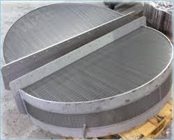 Corrosion Resistant Alloys Nickel Demister Pad