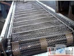 Corrosion Resistant Alloys Nickel Mesh Belt