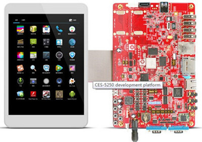 Cortex A15 5250 Devlopment Board