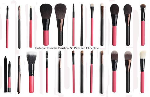 Cosmetic Brush Makeup
