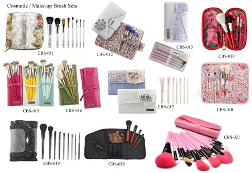 Cosmetic Brush Set Makeup