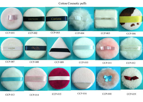Cosmetic Puffs Sponges
