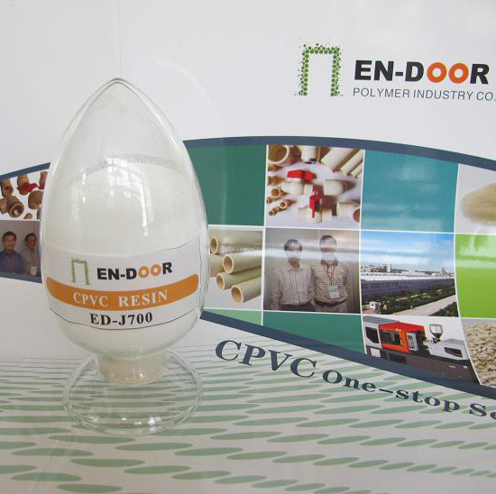 Cpvc Resin For Extrusion Grade Ed J700