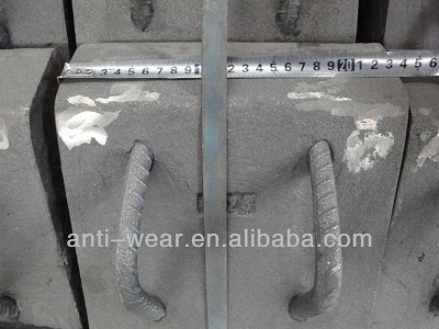 Cr Mo Alloy Steel Composite Lifter Bars