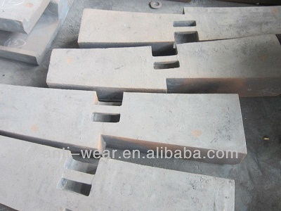 Cr Mo Alloy Steel Liner Plates