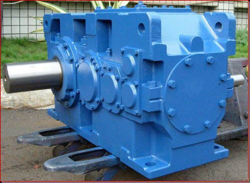 Crane Industry Hard Tooth Surface Reducer Gear Box
