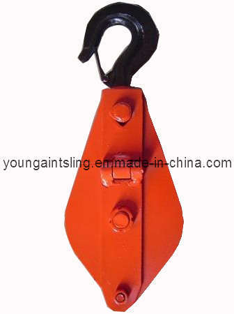 Crane Pulley Block Sln Metallurgy Clamp
