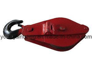 Crane Pulley Sln Metallurgy Clamp