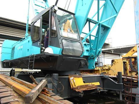 Crawler Crane Ihi Cch1000 5