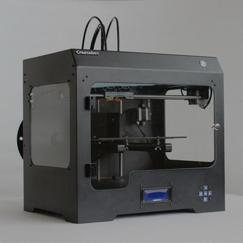 Createbotiii Metal 3d Printer In Black
