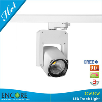 Cree Cob Dimmable Led Track Lights 20w