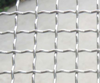Crimped Wire Mesh Anping Manufacture