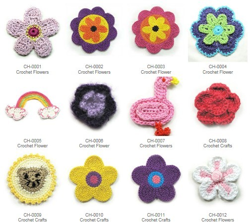 Crochet Crafts Patchery