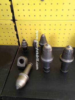 Crusher Drilling Tools