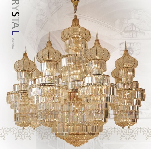 Crystal Chandelier Zy 28202