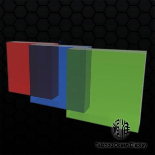 Crystal Wall Translucent Panel