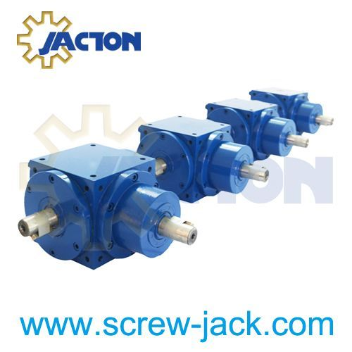 Cubic Gearbox Bevel Jtp90 90 Degree Gearboxes