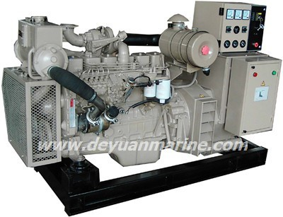 Cummins 50kw Marine Generator Set