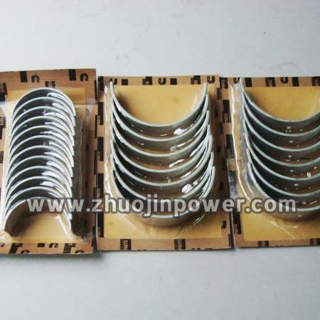 Cummins Diesel Engine Spare Part Main Bearing Connoted Rod