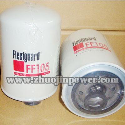 Cummins Diesel Engine Spare Parts Fleetguard Filter Ff105
