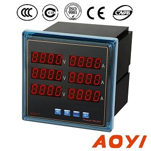 Current Meter Electrical Ay194c I Series