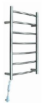 Curved Electric Heated Towel Rail