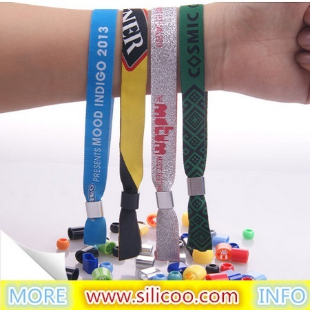 Custom Fabric Wristbands