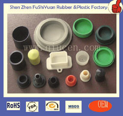 Custom Made Various Size Rubber Stopper 8mm 12mm Bung Red Laboratory Lab