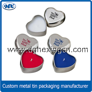 Custom Metal Tin Box Manufactory