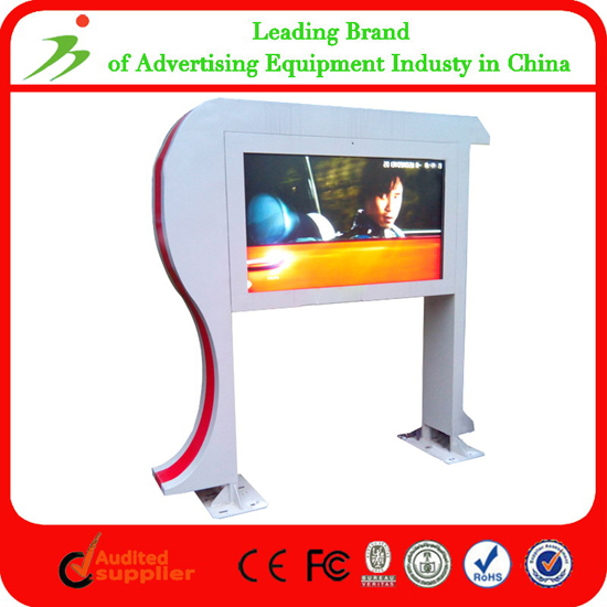 Custom Outdoor Standing Advertising Dynamic Digital Signage Player