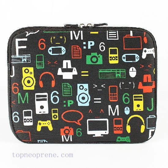 Custom Tablet Ipad Case Sleeve Cover Neoprene Promotion Gifts
