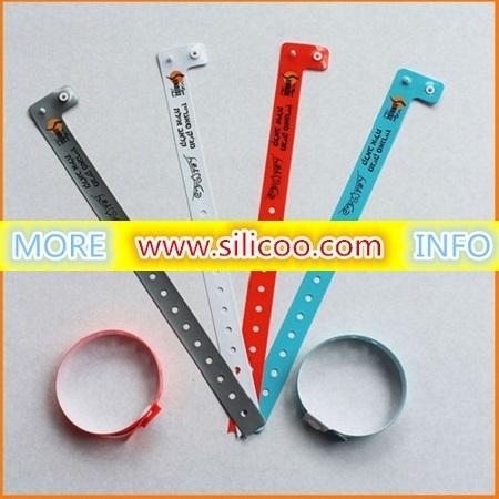 Custom Vinyl Wristbands