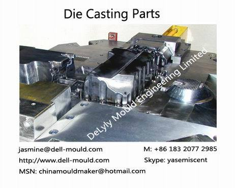 Customized Die Casting Mould