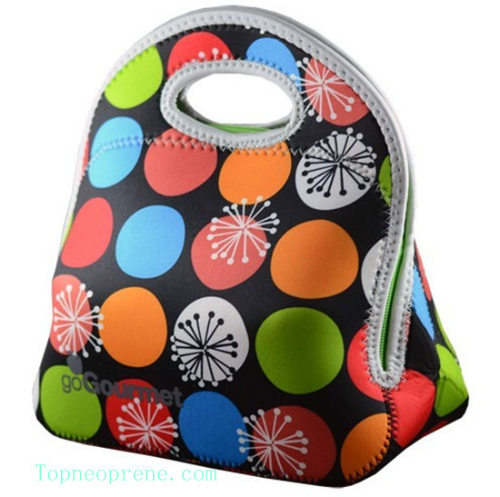 Customized Thermo Insulated Neoprene Lunch Picnic Cool Cooler Bag