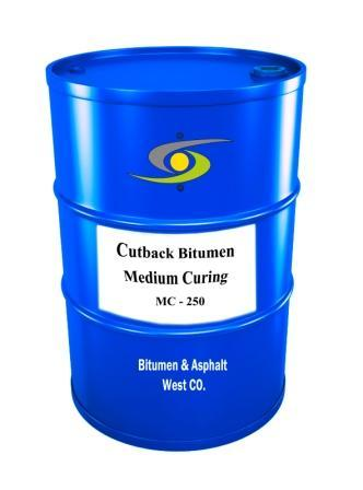 Cut Back Bitumen Mc250