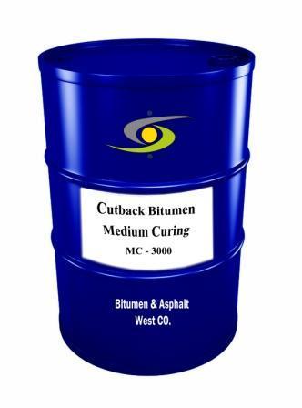 Cut Back Bitumen Mc3000