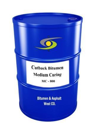 Cut Back Bitumen Mc800