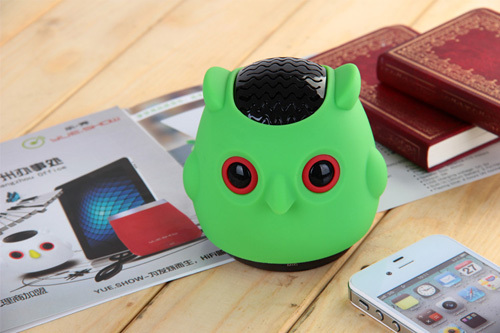 Cute Animail Bluetooth Speakers A 100 For Iphone Ipod Smartphones
