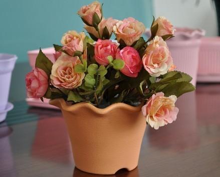 Cute Lotus Flower Pots Cheap In 145 85 95 Mm