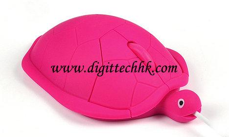Cute Turtle Usb 1000dpi 3d Optical Mice Mouse Pc Laptop
