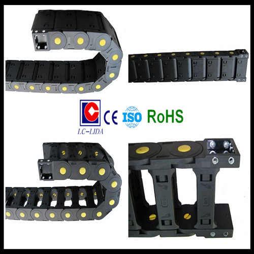 Cutting Machine Plastic Cable Carrier Chain