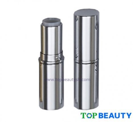 Cylinder Round Aluminum Lipstick Tube Packaging 12 7 Cup Size Tl1002