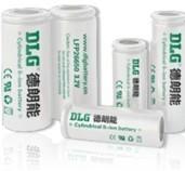 Cylindrical Li Ion Battery Icr17360