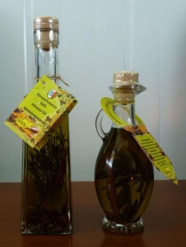 Cypriot Infused Olive Oil