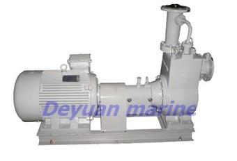 Cyz Series Marine Horizontal Self Priming Centrifugal Oil Pump