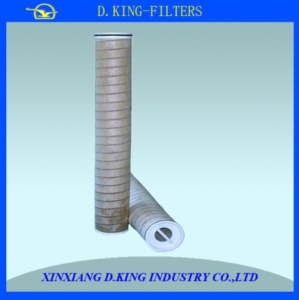 D King Supply Xldm 20 High Flow Pleated Water Filter
