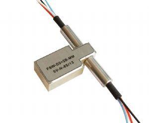 D2 2b Mechanical Fiber Optic Switch