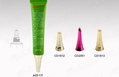 D22mm Nozzle Cosmetic Packaging