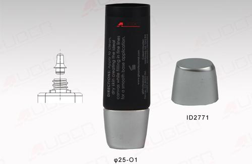D25mm Oval Tube For Cream