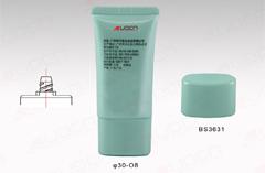 D30mm Oval Gel Tube Cosmetic Packaging